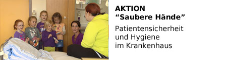 Video: Aktion Saubere Hände
