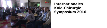 Video: Internationales Knie-Chirurgie Symposium