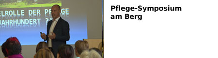Video: Pflege-Symposium am Berg